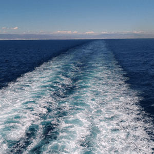 overtocht ferry water
