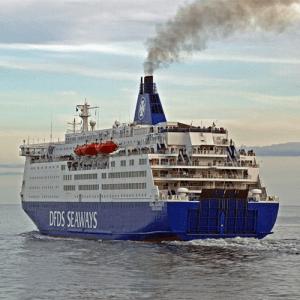 Ferry DFDS Seaways